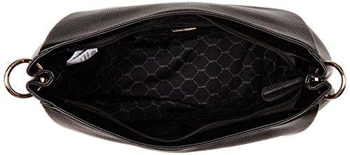 Aldo Damen Lowell Schultertasche, 2x30x32 cm Schwarz (Black)