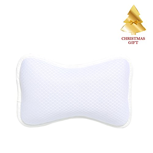 2 Pcs Almohada Baño Relajación El Cuello, Diseño