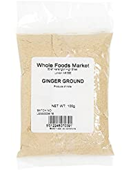 Whole Foods Market Ginger Ground, 100 g