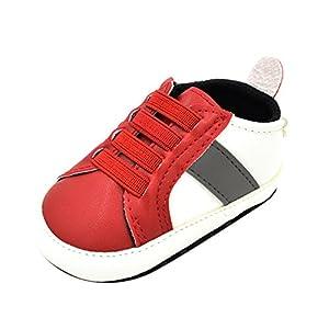Scarpe Da Lavoro Sneakers Scarpa Bambino Casual Scarpe Bambino 23 Bambino Scarpe Ginnastica Neonati Bambini Neonati Ragazze Scarpe Multicolori Anti-Scivolo Scarpe Presepe Scarpe