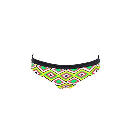 Khongboon Maillot de Bain Tanga Multicolore Menen (Bas) - S 134b282a173