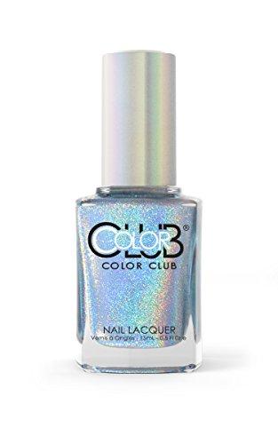 Color Club Halo Hues #979'Blue Heaven' - Hologramm Nagellack