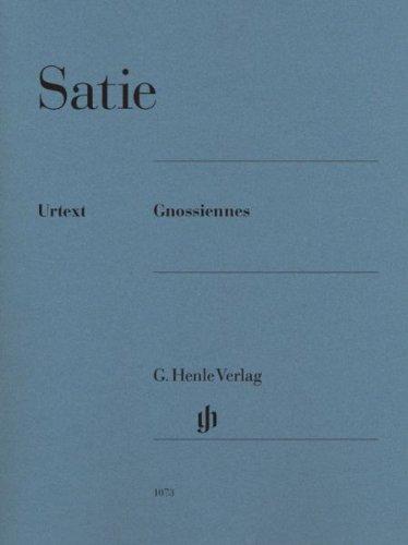 Gnossiennes (6) --- Piano