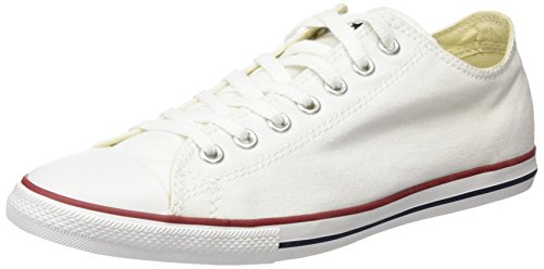 Converse, All Star Ox Canvas Seasonal, Sneaker, Unisex - adulto Bianco ottico
