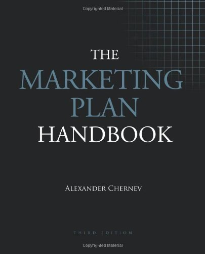 The Marketing Plan Handbook, 3rd Edition by Chernev, Alexander (2011) Paperback