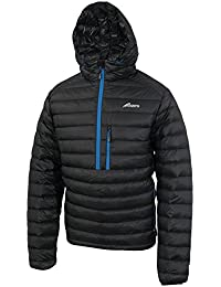 Sub Zero Mens Womens Lightweight Insulated Warm Winter Packable Goose Down Hooded Jacket Coat Full Zip
