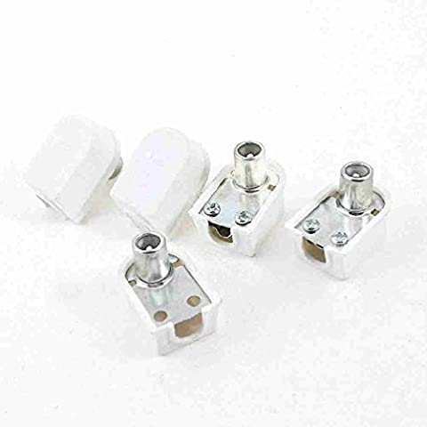 Move&Moving(TM) 5 x CATV TV Antenna PAL Male Connector Plug