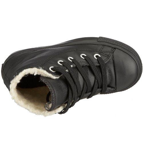 Converse ,  Unisex-Kinder Casual Black Mono