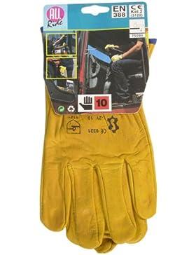 Lifetime Tools 75094 - Guantes de trabajo (piel de cerdo, talla 10)