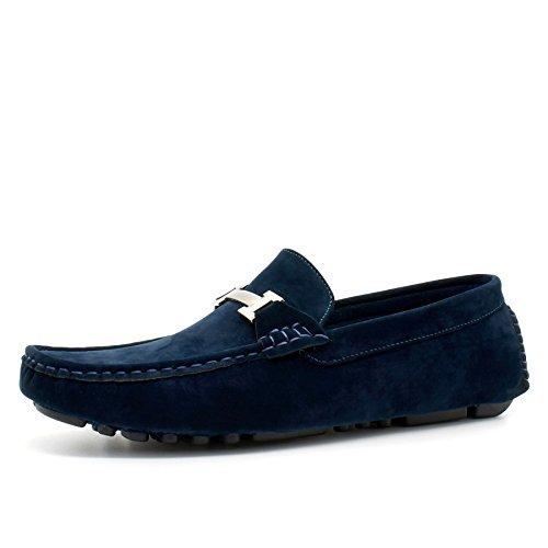 rosie shoes , Mocassins pour homme Bleu Marine