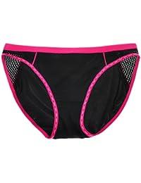 La Isla Damen Sport Slip Flaches Athletic - Unterwäsche mit Hohem Beinausschnitt