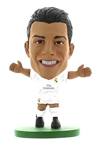 SoccerStarz The Officially Licensed Real Madrid SoccerStarz Cristiano Ronaldo Figure