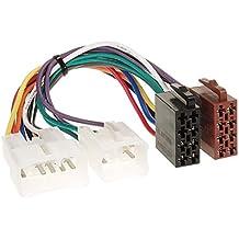 CSB Radio Adapter Cable Daihatsu / Lexus / Toyota / VW - Adaptador para cable (ISO, Múltiple)