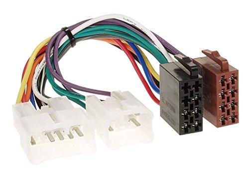 ACV 1300-02 Radioanschlusskabel für Toyota/Lexus/Daihatsu/VW (Toyota Rav4 2003 Zubehör)