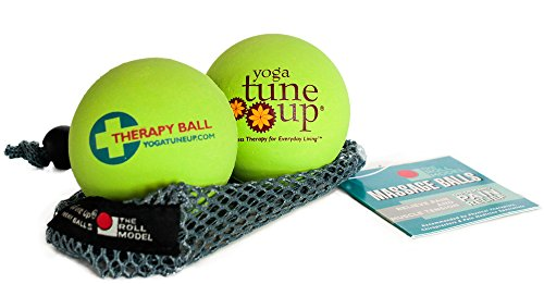The Original Yoga Tune Up Therapy Balls By Jill Miller (Hot Green) by tuneupfitness (Tune-up-bälle)