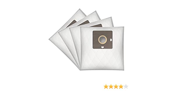 Carta Wessper 15x Sacchetti per aspirapolvere per Samsung SC5480