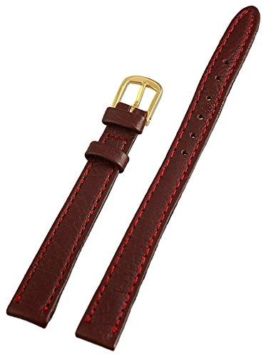 Echt Leder Lederband Uhrenarmband Uhrband Ersatzband Uhrenband Armband 10mm 813252520010