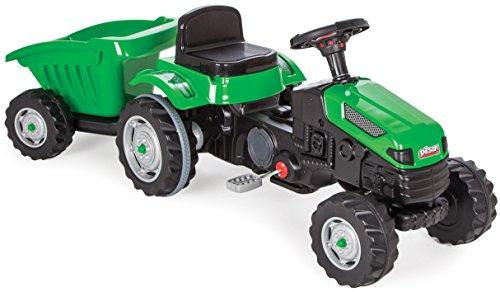 Pilsan pilsan07312Pedal Bedient Speedy Auto Spielzeug - Baby-pedal-traktor
