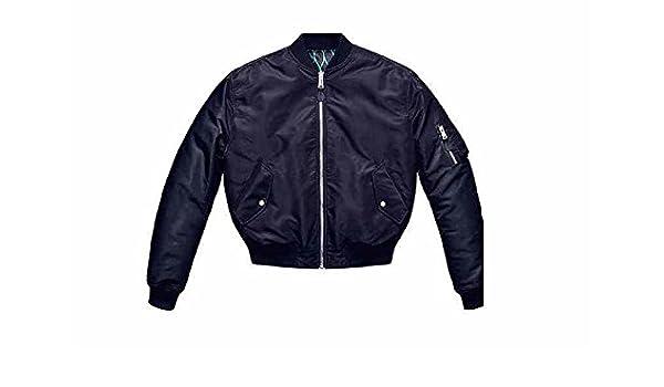0e7209da1 Kenzo x H&M Black Bomber Jacket Medium Sized: Amazon.co.uk: Clothing