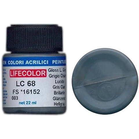 Colore LifeColor LC68 basic gloss light grey