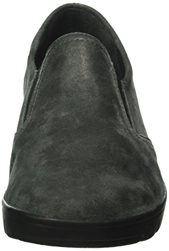 Semler Damen Judith Slipper Grau (002 anthrazit)