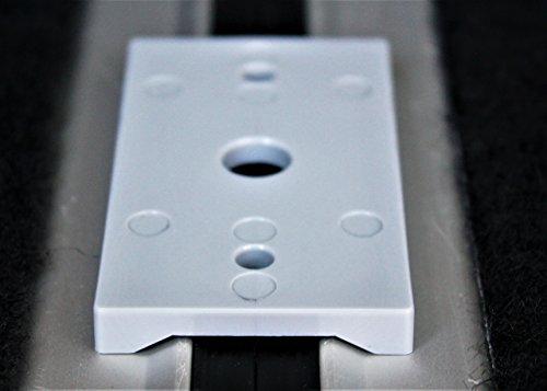 Bus-Boxx T5 / T6 Profilschienen für z.B. Multiflexboard oder Möbel -