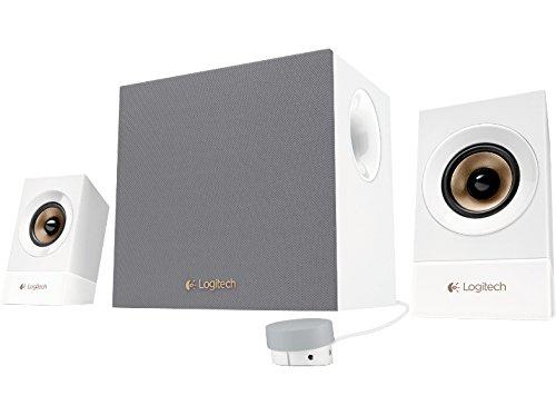 LOGITECH Z533 Performance Speaker White