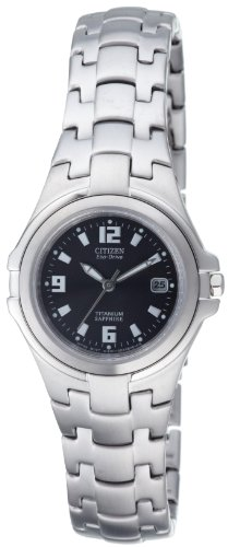 Citizen Super Titanium Women's watch EW0650-51 °F