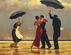 'Cadres & Cadres HB - Jack Vettriano The Singing Butler