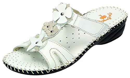 DocComfort, Zoccoli donna Bianco bianco Bianco (bianco)