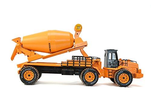 RC Auto kaufen Baufahrzeug Bild 2: RC Truck 4 Kanal LKW Betonmischer