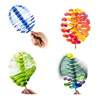 Ailyoo Lollipop Rotating Magic Eye Candy Colorful Tree of Wealth Toys Anti-Stress Decompression Toys/Toy Anti-Stress Puzzle Desk Fun Fun Decompression Toy