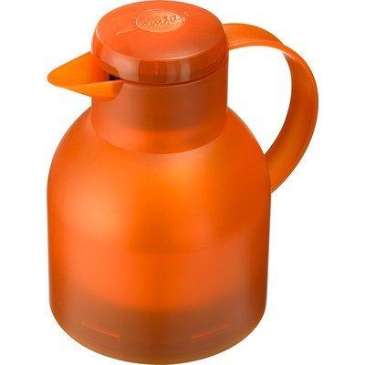 Emsa by Frieling Samba Quick Press 4 Cup Carafe Color: Translucent Orange by Frieling Samba Quick Press