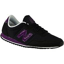 New Balance - U396, Zapatillas Hombre, Black/Violet, 39.5 EU