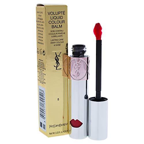 Yves Saint Laurent Volupté Liquid Colour Balm 08 Excite Me Pink~1-Stück - Yves Saint Laurent Cosmetics Liquid