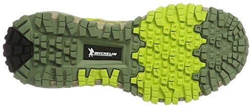 Salewa Damen Multi Track Halbschuh Outdoor Fitnessschuhe Mehrfarbig (pale khaki/Sulphur Spring 7080)