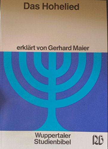 Wuppertaler Studienbibel, AT, Sonderausgabe, Das Hohelied