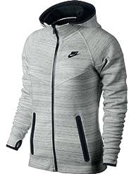Nike Sweat-shirt polaire femme Windrunner High-Tech S