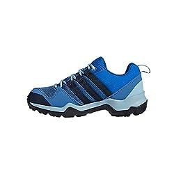 adidas Unisex-Kinder Terrex AX2R Trekking- & Wanderhalbschuhe, Blau (Azretr/Maosno/Gricen 000), 33.5 EU