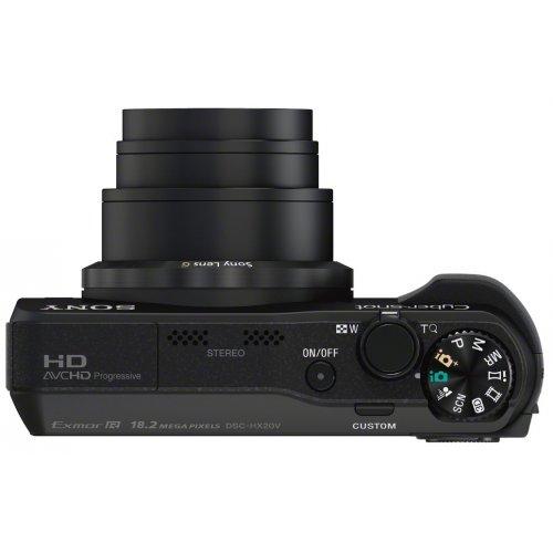 Sony – DSC-HX20VB Cyber-shot Digitalkamera_7