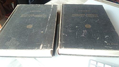 H. Rouvière,... Anatomie humaine : Descriptive et topographique. 8e édition... par G. Cordier