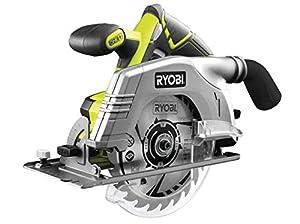 Ryobi R18CS-0 ONE+ 18 V Cordless Circular Saw, 165 mm