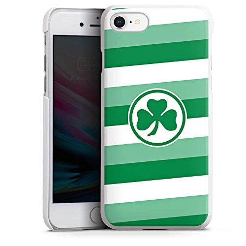 Apple iPhone 8 Hülle Case Handyhülle Greuther Fuerth Fanartikel Spvgg