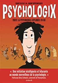 Psychologix par Danny Oppenheimer