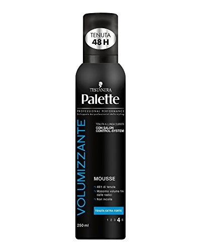 Testanera - Palette Mousse Volumizzante, 250ml
