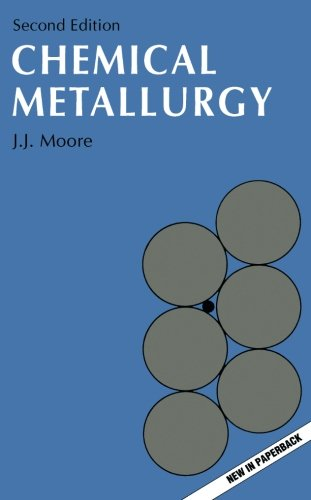 Chemical Metallurgy (Characterization of Materials) par John J. Moore
