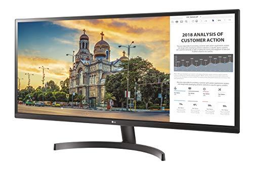 LG 34WK500- P -  Monitor Ultrawide de 34