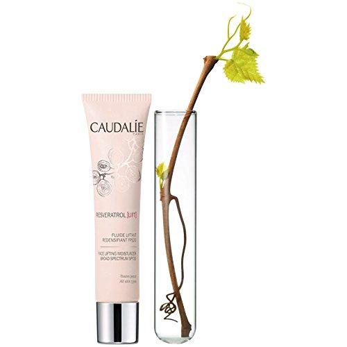 Caudalie Gesicht Feuchtigkeitscreme (Caudalie Resveratrol Lift Gesichtslifting Feuchtigkeitscreme Spf20 40Ml Breites Spektrum (Packung mit 6))