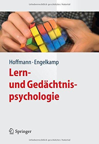 Lern- und Gedächtnispsychologie (Springer-Lehrbuch) (German Edition)