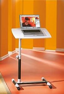 Computer Stehtisch mit Platz für Laptops